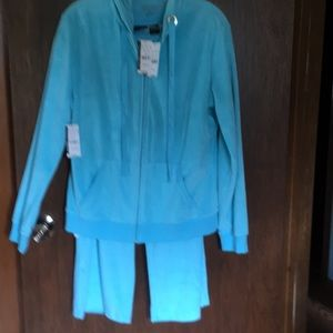 3 Piece Jogging suit  Terry cloth NEW